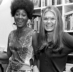D. Pitman-Hughes and G. Steinem