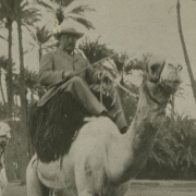 Theodore Roosevelt in Egypt