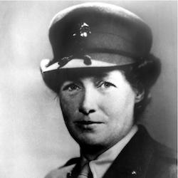 Major Ruth Cheney Streeter